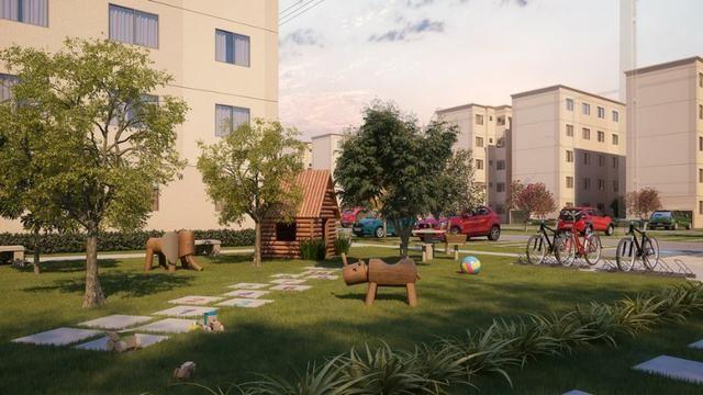 Apartamento com 2 quartos em Barra de jangada, com renda salarial a partir de R$ 1.500 - Foto 4