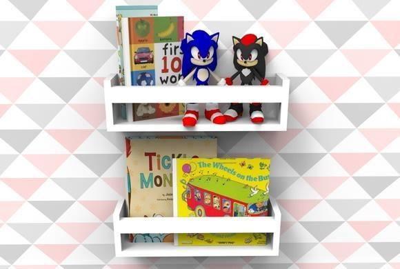 Prateleira/Nicho Para Livros