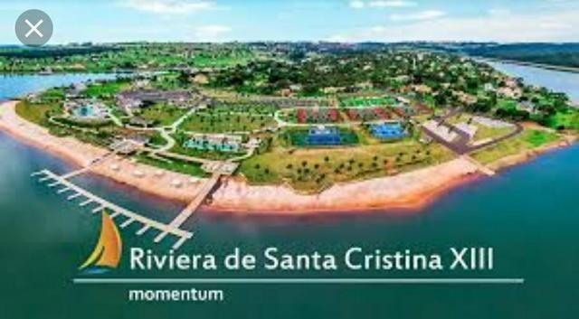 Vende Lote 450 metros Condomínio terras de Santa Cristina XIII