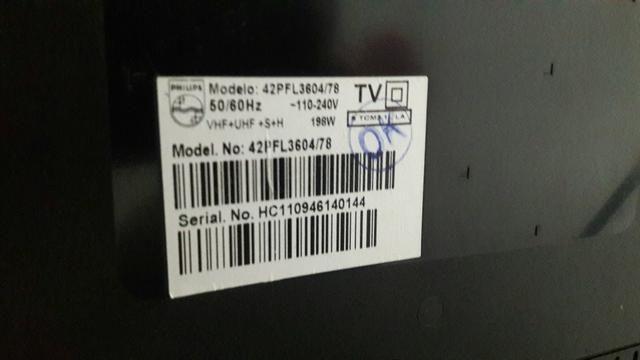 TV Philps 42 polegadas