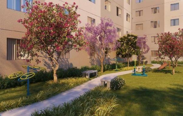 Apartamento com 2 quartos em Barra de jangada, com renda salarial a partir de R$ 1.500 - Foto 7