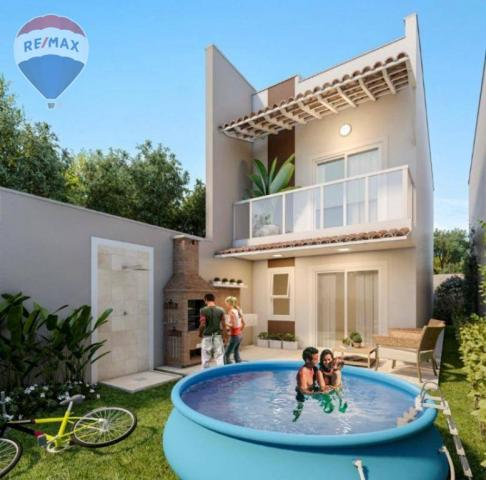 Casa duplex à venda na pajuçara em maracanau