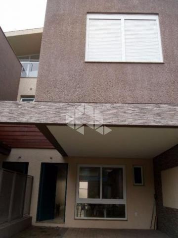 Casa à venda com 3 dormitórios em Espírito santo, Porto alegre cod:CA3872