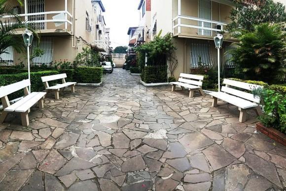 Casa de condomínio à venda com 3 dormitórios em Cristal, Porto alegre cod:9913032