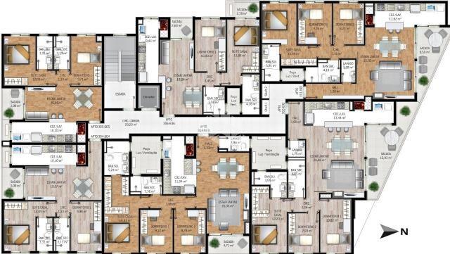 Apartamento à venda com 2 dormitórios em Centro, Garibaldi cod:9908521 - Foto 5