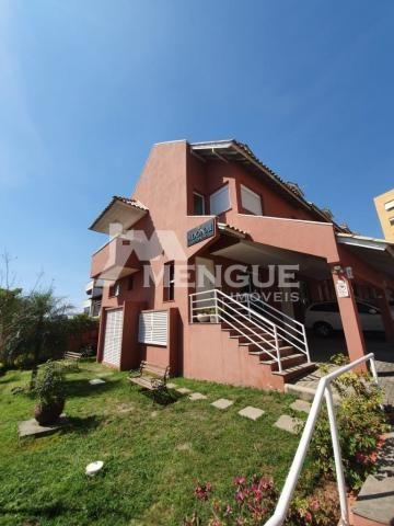 Casa de condomínio à venda com 3 dormitórios em Jardim floresta, Porto alegre cod:8085