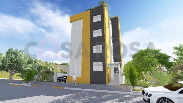 Apartamento à venda com 2 dormitórios em São gotardo, Flores da cunha cod:1622 - Foto 2