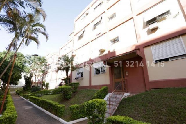 Apartamento à venda com 1 dormitórios em Camaquã, Porto alegre cod:AP9025