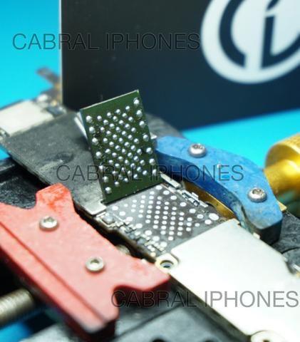 Reparo placa iPhones, iPads e Macbooks