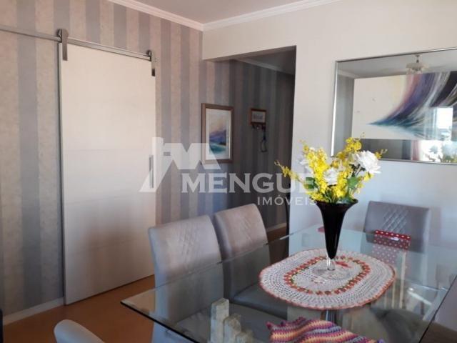 Apartamento à venda com 2 dormitórios em Jardim lindóia, Porto alegre cod:8034 - Foto 9