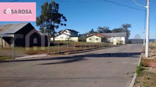 Terreno à venda em Bela vista, Caxias do sul cod:1297