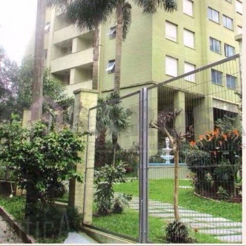Apartamento à venda com 2 dormitórios em Nossa senhora de lourdes, Caxias do sul cod:1244