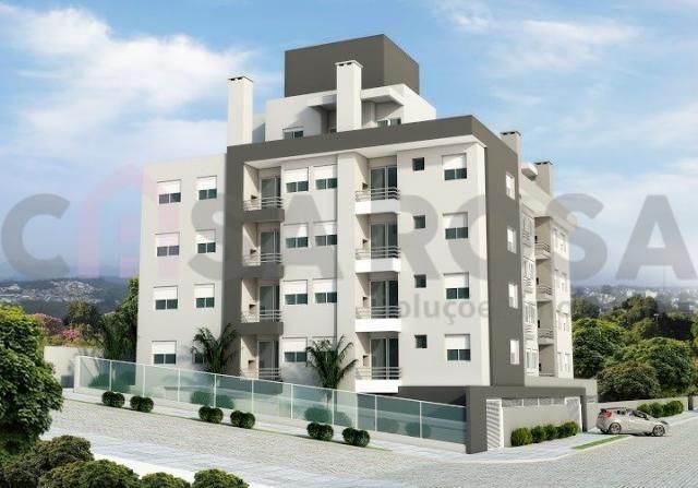 Apartamento à venda com 2 dormitórios em São josé, Flores da cunha cod:143
