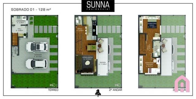 Casa à venda com 2 dormitórios em Colina sorriso, Caxias do sul cod:1251 - Foto 7