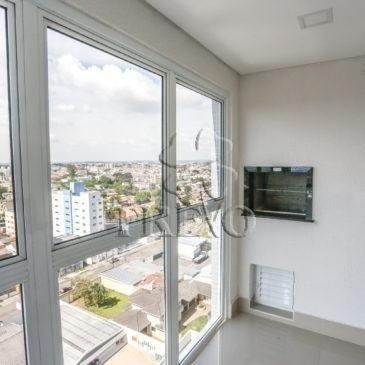 Apartamento à venda com 3 dormitórios em Novo mundo, Curitiba cod:1093 - Foto 10