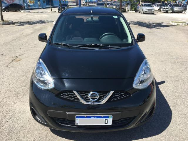 Nissan New March S 1.0 16/17 - IPVA 2020 Já foi PAGO!