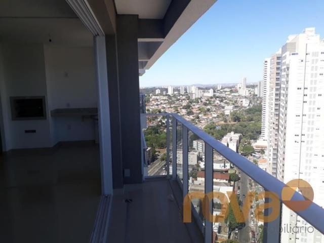 Apartamento à venda com 4 dormitórios em Setor marista, Goiânia cod:NOV87659 - Foto 5