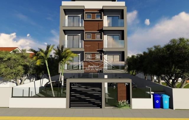 Apartamento à venda com 1 dormitórios em Ingleses do rio vermelho, Florianópolis cod:1698 - Foto 2