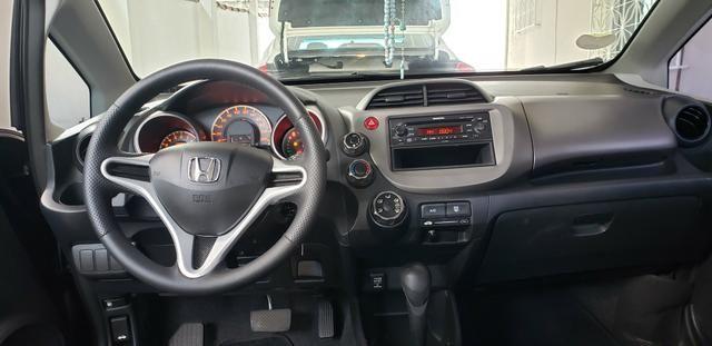 Honda new Fit 2010/10 automática.R$ 24.000,00 - Foto 5