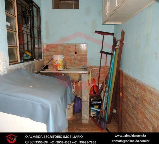 QR 209 Ótima casa. Escriturada - Foto 11