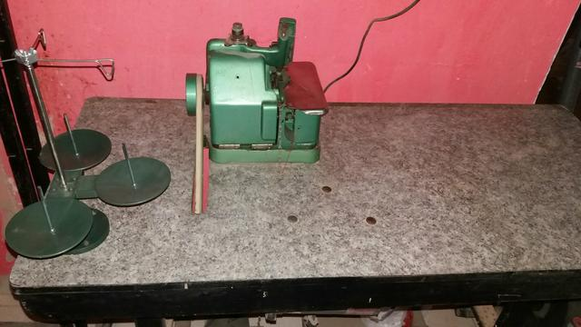 Máquina de costura overlok - Foto 2