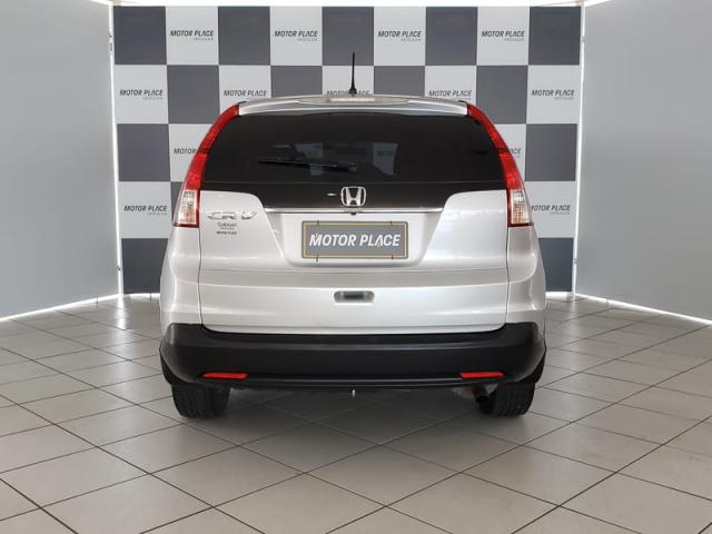 HONDA CRV 2.0 LX 4X2 16V FLEX 4P MANUAL - Foto 6