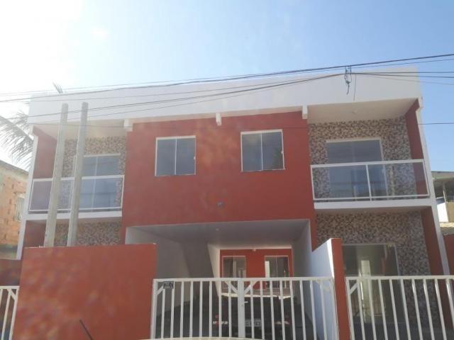 Casa com 2 dormitórios à venda, 56 m² aparti de r$ 190.000 - palhada - nova iguaçu/rj
