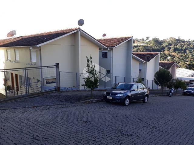 Casa à venda com 2 dormitórios em Caminho da eulália, Bento gonçalves cod:9905565