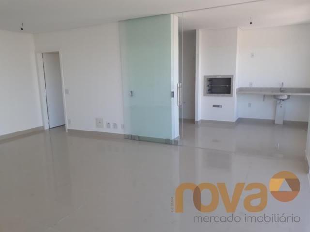 Apartamento à venda com 4 dormitórios em Setor marista, Goiânia cod:NOV87659 - Foto 2