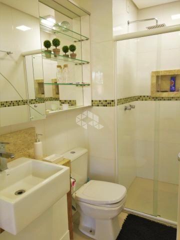 Apartamento à venda com 1 dormitórios em Progresso, Bento gonçalves cod:9888930 - Foto 12