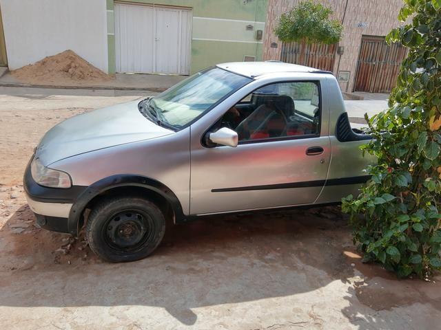 Vendo ou troco preferência Ford KA 2008 acima - Foto 2