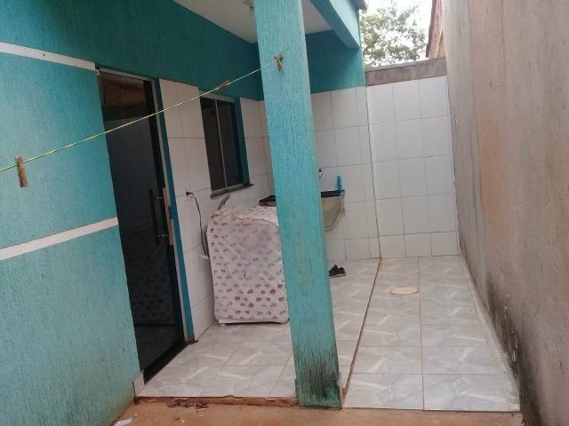 Agio Casa na 04 leste em Planaltina de Goiás com 2 quartos - Foto 2