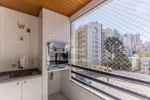 Apartamento à venda com 3 dormitórios em Bigorrilho, Curitiba cod:6800 - Foto 12