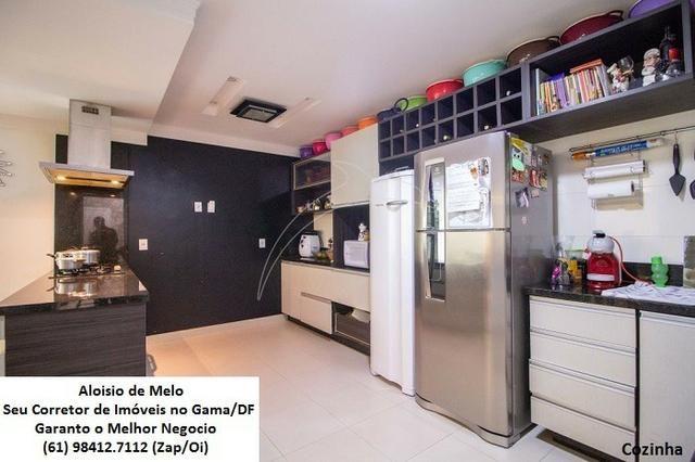Aloisio Melo Vde: Q. 01 S/Leste! Sobrado, 2 Casas c/3 Quartos, Aceita Financ./FGTS - Foto 8