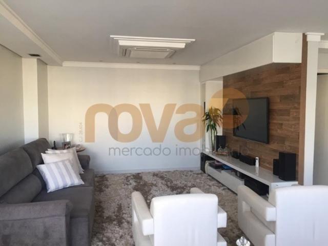 Apartamento à venda com 3 dormitórios em Setor bueno, Goiânia cod:NOV235489 - Foto 3