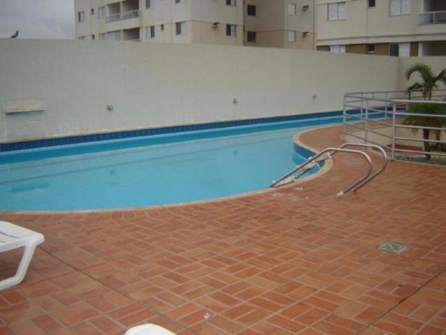 Apartamentoe 3 qtos 1 suite 1 vaga lazer completo, novo aceita financiamento - Foto 3
