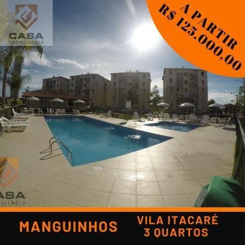 RCM - Vila Itacaré 3 Q em Manguinhos