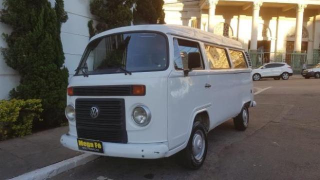 Volkswagen Kombi  Standard 1.4 Flex 2014 Branco Super Nova Doc OK