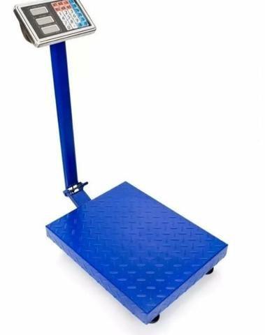 Vendo balança digital 300kg - Foto 2