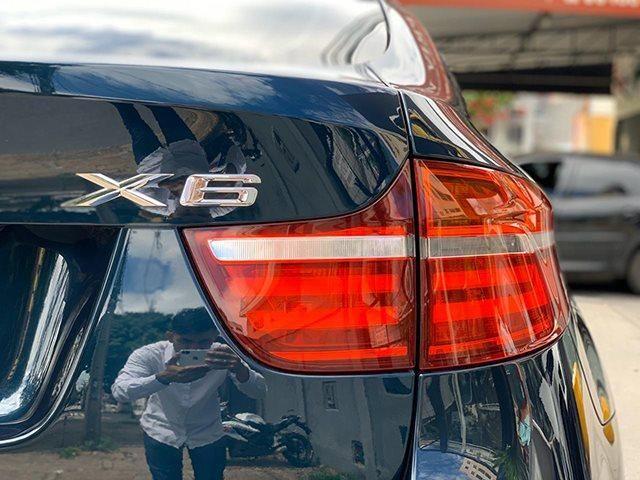 BMW X6 2012/2013 3.0 35I 4X4 COUPÉ 6 CILINDROS 24V GASOLINA 4P AUTOMÁTICO - Foto 7