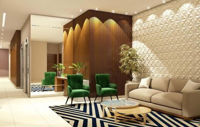 Apartamento à venda com 3 dormitórios em Setor pedro ludovico, Goiânia cod:NOV91510 - Foto 17