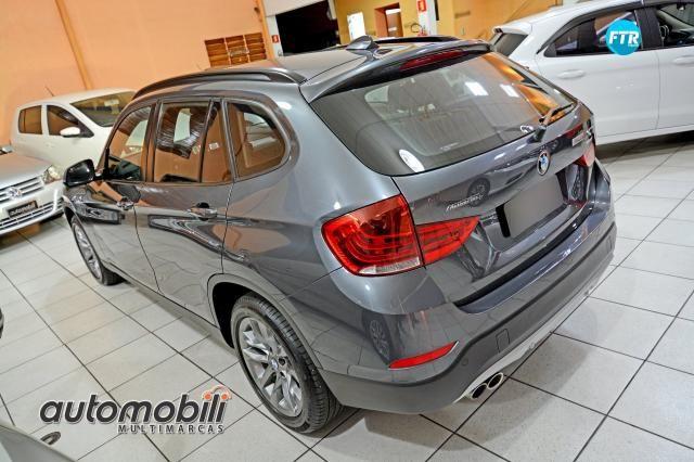 BMW X1 2015/2015 2.0 16V TURBO ACTIVEFLEX SDRIVE20I 4P AUTOMÁTICO - Foto 6