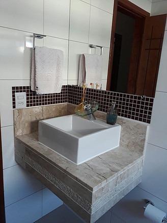 Linda casa c/3dorm.,suíte,closet+edícula.Confira as Fotos! - Foto 3