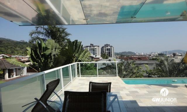 Casa à venda com 4 dormitórios em Saguaçu, Joinville cod:487 - Foto 16