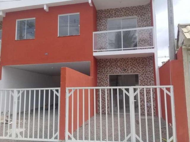 Casa com 2 dormitórios à venda, 56 m² aparti de r$ 190.000 - palhada - nova iguaçu/rj - Foto 3