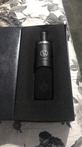 Microfone condensador at4050 - Foto 2
