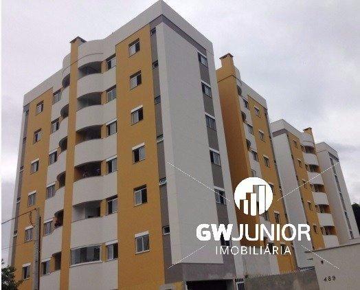 Apartamento à venda com 3 dormitórios em Santo antonio, Joinville cod:98