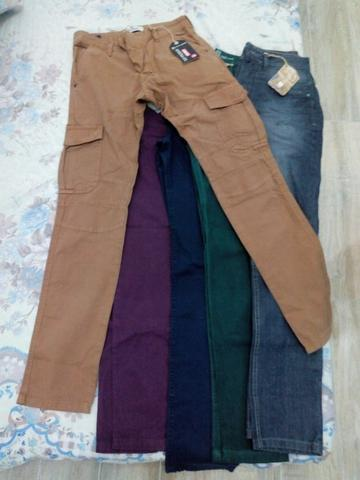 Calça polo masculina wear - Foto 4