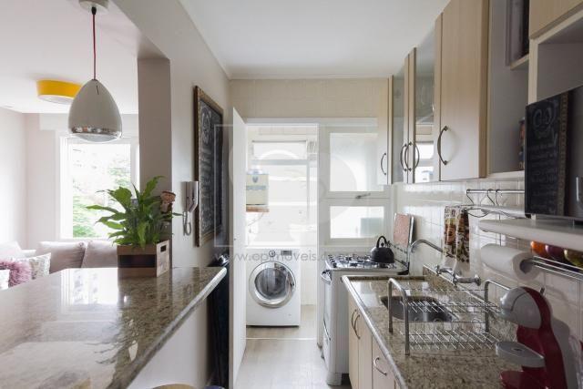 Apartamento à venda com 1 dormitórios em Higienópolis, Porto alegre cod:14045 - Foto 12