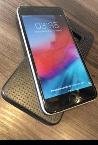 IPhone 6 Plus 64 gb bem conservado - Foto 2